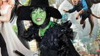 【Photoレポート】「南海キャンディーズ」しずちゃん、顔面真緑の魔女に変身…