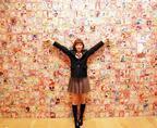 本田翼「わたしのマーガレット展」に来場! 胸キュン漫画に「こんなカッコいい人現れないよな」