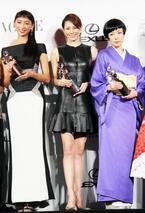 米倉涼子、絶好調の2014年を総括!「今年は働きまくった」