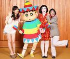 指原莉乃、日本エレキテル連合と『映画 クレしん』で声優に! 「私も旬なのかな!」