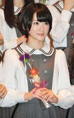 「乃木坂46」生駒里奈、「母の日」イベントで母親を目の前にパニック!