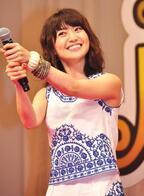 大島優子、アンパンマンの顔を交換し大感激!