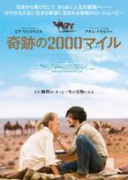 砂漠で見つめ合うミア・ワシコウシカ…『奇跡の2000マイル』第2弾ポスター解禁