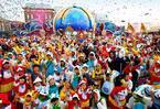 【USJ】約1,700人の「妖怪ウォッチ」仮装ゲストが大熱狂!
