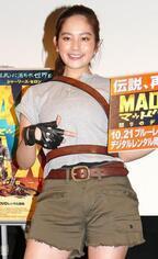 筧美和子、『マッドマックス』主演トム・ハーディの魅力は「小鳥っぽいくちびる」