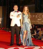 道端ジェシカ、美脚輝くカクテルドレスで『007 スペクター』ファッションイベントに登場