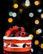 【3時のおやつ】東京マリオットホテルが贈る遊び心にあふれたクリスマスケーキ&ブレッド