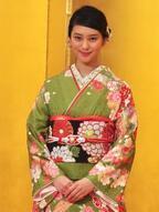 武井咲、今年の漢字は「穏」! 「吸収の時間を作れた」