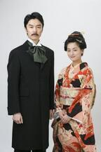 長谷川博己、夏目漱石役に…妻を尾野真千子「夏目漱石の妻」