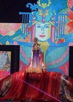 MEGA SACHIKO、ステージ降臨!次号「NYLON JAPAN」表紙にも