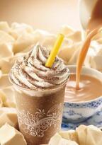 【3時のおやつ】ホワイトチョコとウバ茶ミルクティーがマリアージュ! ゴディバ新作ショコリキサー