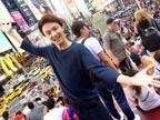 井上芳雄「ブロードウェイにいます」!トニー賞スペシャル・サポーターが現地到着