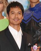 沢村一樹、念願の仮面ライダー役!「福士蒼汰、佐藤健みたいにブレイクできるかも」