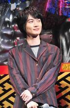 神木隆之介、鬼メイクの長瀬&桐谷に顔色の悪さをイジられ反論!