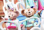 【ディズニー】シーではダッフィー&シェリーメイも登場「七夕グリーティング」