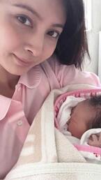 加藤夏希、七夕に第一子女児を出産!「我が子を抱き、幸せな気持ち」