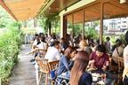 都市型BBQの新スタイル! 「URBAN BBQ cafe」が北青山に期間限定オープン