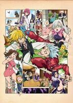 梶裕貴&雨宮天「七つの大罪 聖戦の予兆」、Netflixにて配信決定!