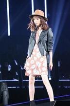 【第23回東京ガールズコレクションA/W】TGC開幕! 桐谷美玲がトップを飾る