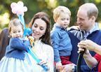 ジョージ王子&シャーロット王女の愛らしい姿に世界が熱狂!