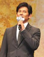 織田裕二、森カンナに「初恋の人でした」と告白され汗だく!