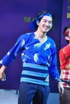 瑛太、初の宮藤演出舞台での熱唱にアドレナリン全開!
