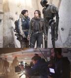 「スター・ウォーズの一員なんだ!」 『ローグ・ワン』監督&キャストが語るメイキング映像到着