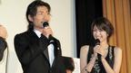 EXILE眞木大輔、初キスシーンに「緊張」、「恥ずかしかった」 『白夜』初日