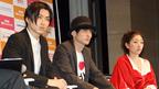松田翔太&高良健吾の真剣ムードに、安藤サクラ「お通夜みたい(笑)」