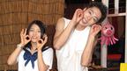 川島海荷、はんにゃ金田には「近寄らない」 W主演作の現場を公開!名コンビぶり発揮