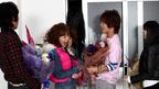 相武紗季の背後に忍び寄る不審な女性…『NECK』大パニックのクランクアップ!