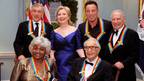 第32回ケネディ・センター名誉賞をロバート・デ・ニーロらが受賞 オバマ大統領も祝福