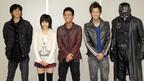石田卓也、前作超え宣言 『リアル鬼ごっこ2』撮影現場初公開