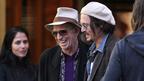 ジョニー・デップがキース・リチャーズのドキュメンタリー映画『HAPPY』を監督
