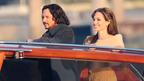 ついにジョニー&アンジーがツーショットで登場! ヴェネチアでの新作撮影は順調
