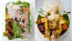 アーサーたちがお弁当に! ママさんキャラ弁ブロガーのお弁当の画像&レシピを公開