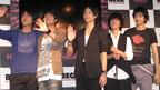 水嶋ヒロらBECKメンバー5人が青春熱血トーク HMV渋谷ラストイベント