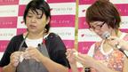 荻上監督作品に欠かせないフードスタイリスト・飯島奈美の餃子料理実演が大盛況