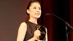 深津絵里、モントリオール映画祭で最優秀女優賞! 「全てのスタッフにいただいた賞」