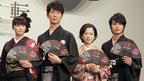 二宮、柴咲の将軍役衣裳の印象は「布団のような着物」