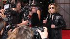「X JAPAN」YOSHIKI 『バーレスク』ワールド・プレミアに出席