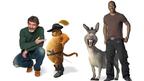 『シュレック』長ぐつをはいたネコとドンキーのキュート&爆笑特別映像が到着!