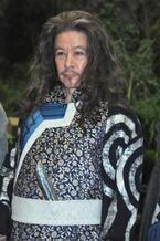 鹿賀丈史、平幹二朗の後を受け継いでの「精霊の守り人」出演に「平さんに負けない芝居を!」