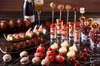 スイーツブッフェ&シャンパーニュを楽しむ、大人のバレンタインイベント3日間限定で開催!