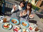 【ディズニー】シー15周年をシーフードで堪能「カフェ・ポルトフィーノ」スペシャルセット