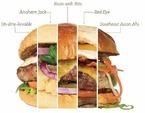 メニューは100万通り以上! 日本初上陸のカスタムハンバーガーレストラン「THE COUNTER六本木」今春オープン