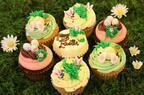 【3時のおやつ】遊び心あふれるイースター・カップケーキで春の訪れをお祝い!