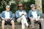 モーガン・フリーマンらオスカー俳優3人がレジェンド共演!『ジーサンズ はじめての強盗』