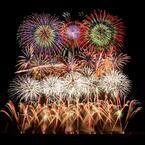 打ち上げ総数16,000発! 千葉で関東最大規模の花火大会が実施