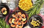 【3時のおやつ】「ギャレット ポップコーン」から夏にぴったり!爽やかなレモン風味の「ガーリックシュリンプ」発売